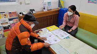 자원봉사자 모집 · 관리 · 활용